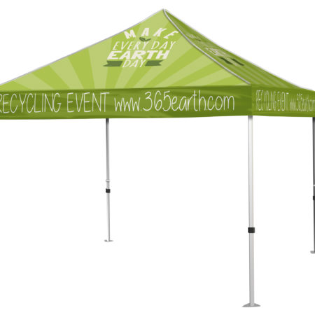 Custom Event Tent (Full Color)  sc 1 st  Elite Graphics u0026 Apparel & Elite Graphics u0026 Apparel | Custom Event Tent Flags