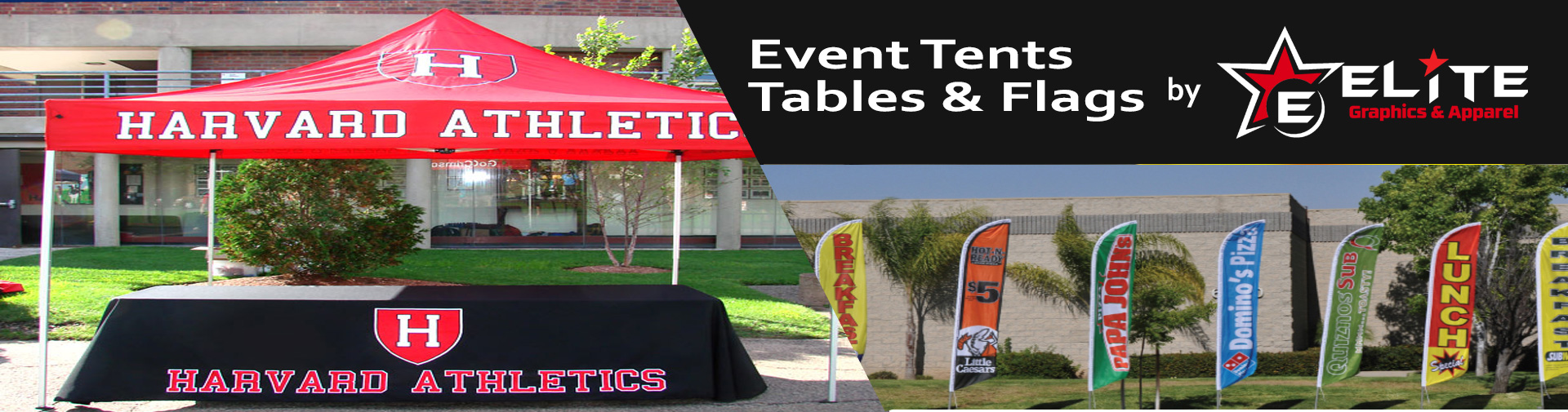 Custom Table Covers; Custom Tents & Elite Graphics u0026 Apparel | Custom Event Tents - Tables - Flags