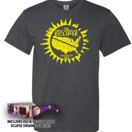 2017 Great American Eclipse T-Shirt